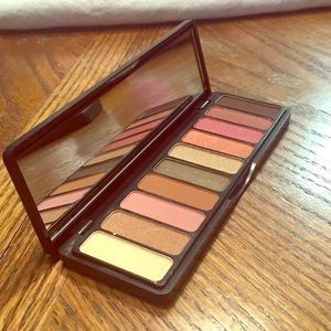 Rose Gold Sunset elf eyeshadow palette!